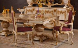 8 seater Ultra luxury dining table