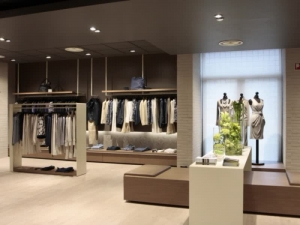 High End Retail Brands Showroom