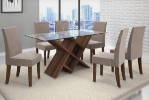 Glass Top Dining  Table Manufacturers in Delhi