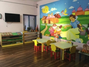 Dewdrops Playschool Manufacturers in Delhi