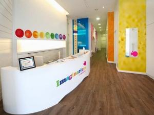 Picture of Reception area design