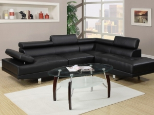 Futuristic Sectional Sofa Set