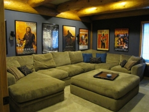 Home Theater Sectional Sofas in Delhi