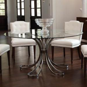 Designer round dining table Manufacturers in Delhi