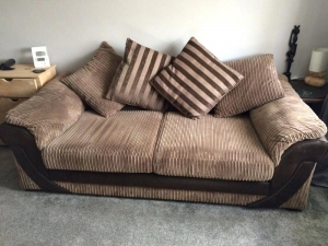 Brown Corduroy Couch Manufacturers in Delhi