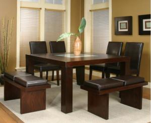 Square dining table 8 seater Manufacturers in Delhi