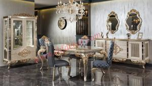 Ultra luxury dining table 4 seater