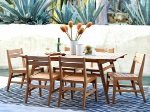 Modern Patio Dining Set