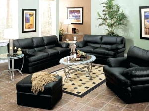 Relaxing Leather Sofa in Delhi