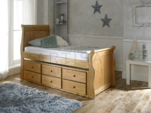 Captain Guest Bed Manufacturers in Delhi