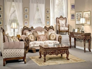 Victorian Living Room Set Manufacturers in Delhi