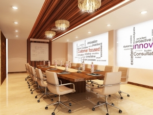 Commercial Interiors Design