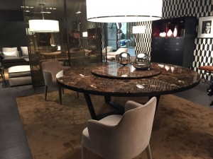 Round Dining Table Marble Manufacturers in Delhi