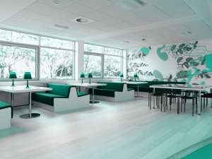 Commercial Interiors Manufacturers in Delhi