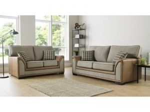 Leather & Fabric Sofas Manufacturers in Delhi