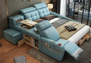 Smart bed with recliner chair Manufacturers in Delhi