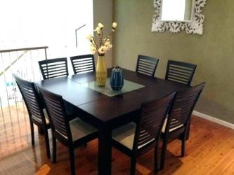 8 person Dining Table Set Manufacturers in Ahmedabad