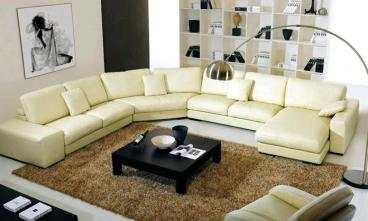 8809 Dual Purpose Home Solid Wood Sectional Recliner Sofa Manufacturers in Greater Noida