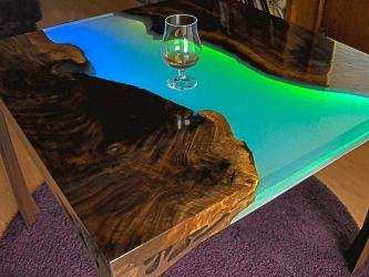 Amazing Epoxy Dining Table Manufacturers in Chandigarh