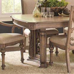 Bauhinia French Antique Carved  Design Dining Table Manufacturers in Indore