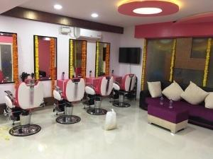 Beauty Salon interior design Manufacturers in Ajmer
