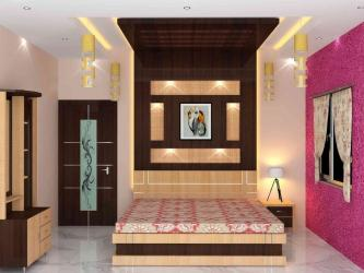 Bedroom Interior Designer Manufacturers in Indore