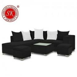 Black Sofa Sets Manufacturers in Ajmer