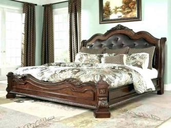 Carved Wood Headboard Manufacturers in Surat