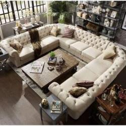 Chester U shape sofa set Manufacturers in Ambala