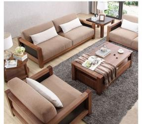 Classic Wooden Sofa Set Manufacturers in Allahabad
