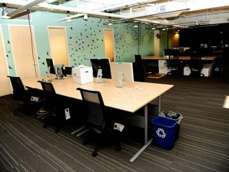 Cool Office Interiors Manufacturers in Alwar
