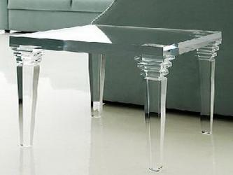 Crystal Acrylic Table in Delhi