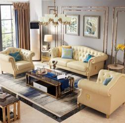 Designer Chester sofa set for living room Manufacturers in Durgapur