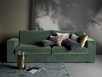Designer Green Fabric Sofa Manufacturers in Jaipur