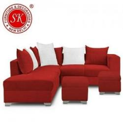 Designer L Shape Sofa Set Manufacturers in Assam