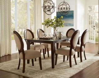 Designer wooden dining table new design Manufacturers in East Delhi