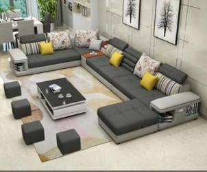 Fabric sofa set for living room Manufacturers in Ahmednagar