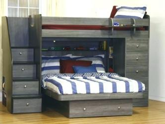 Full Loft Bunk Bed Manufacturers in Indore
