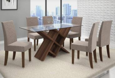Glass Top Dining  Table Manufacturers in Ahmedabad