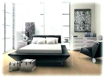 Gorgeous Modern Black Bed Manufacturers in Uttar Pradesh