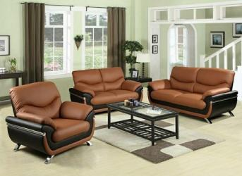 Hall Sofa Set Brown and black Manufacturers in Amritsar