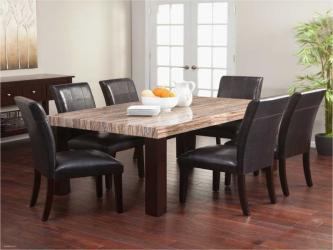 Inspirational Ideas Granite Dining Room Table in Delhi