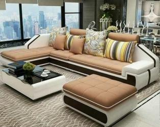 L Shape Corner Sofa Set Manufacturers in Assam