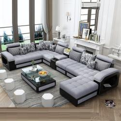 L shape sofa set Manufacturers in Chennai