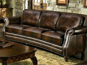 Leather Sofa With Nail Head Manufacturers in Indore
