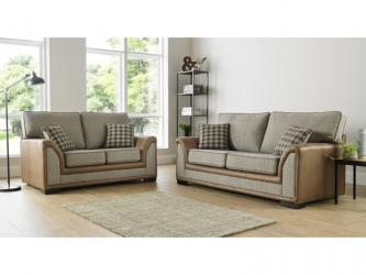 Leather and Fabric Sofas Manufacturers in Agra
