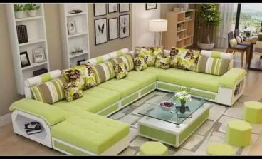 Light Green Royal sofa set Manufacturers in Aligarh