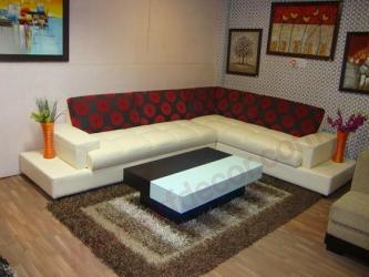 Luxury L shaped sofa for living room Manufacturers in Cuttack