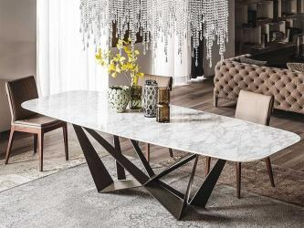 Marble Top Dining Table Set Manufacturers in Surat
