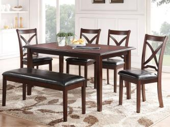 Milo 6 Piece Dining Room Table Manufacturers in Akola